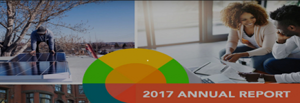 "The 2017 Annual Report of the Office of the People's Counsel: ""Protecting Consumers, Easing the Energy Burden, and Promoting a Safe and Sustainable Environment"" is a snapshot of services OPC has provided"